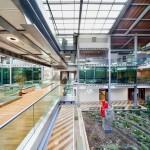 Kadir Has University Atrium